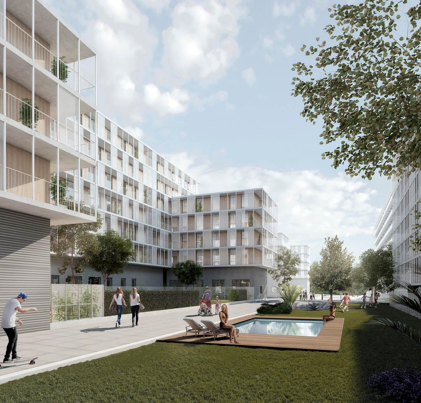 06-Residencial- Lluís Jubert taller d'arquitectura