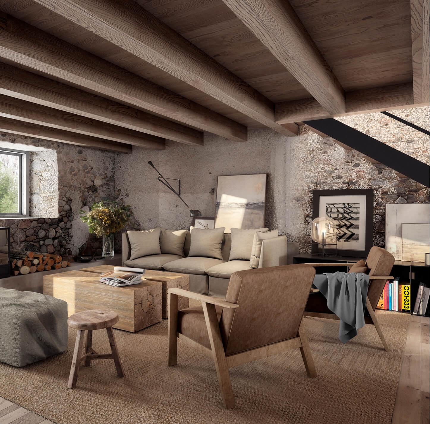 10-Viviendas en Bourg-Madame-CO arquitectura