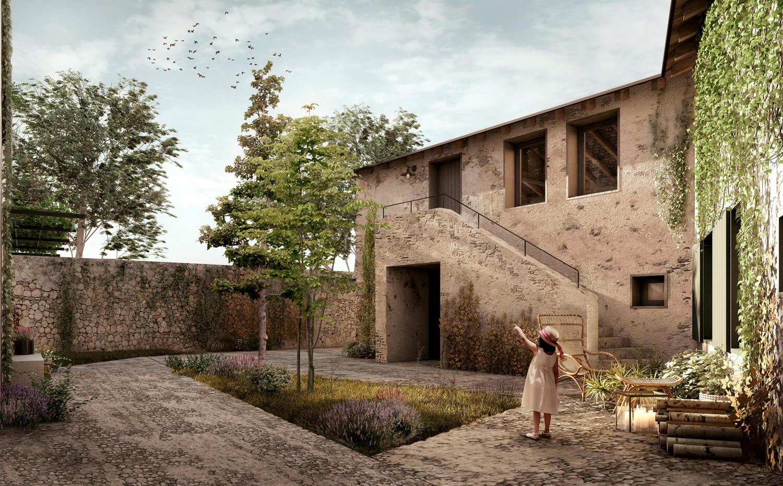 17-Viviendas en Bourg-Madame-CO arquitectura
