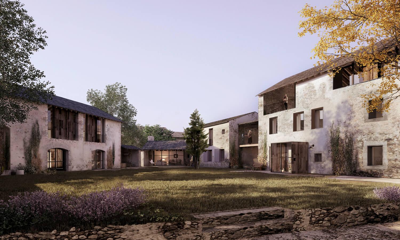 18-Viviendas en Bourg-Madame-CO arquitectura