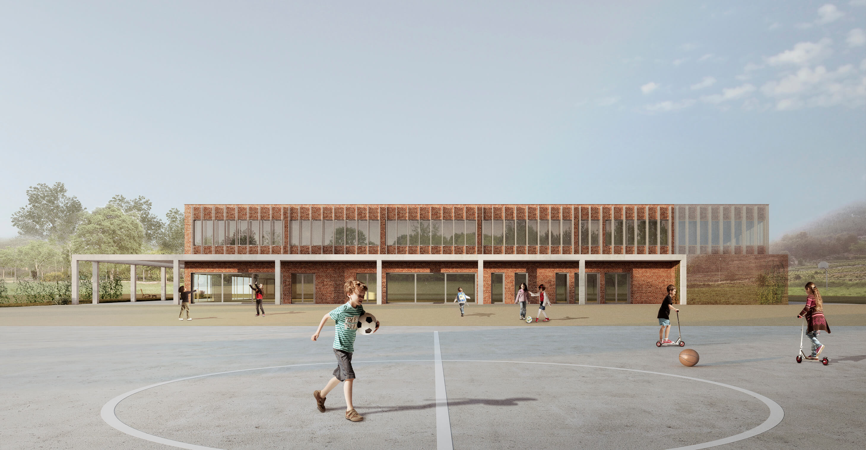 19-Escola Montmell - FPA arquitectes