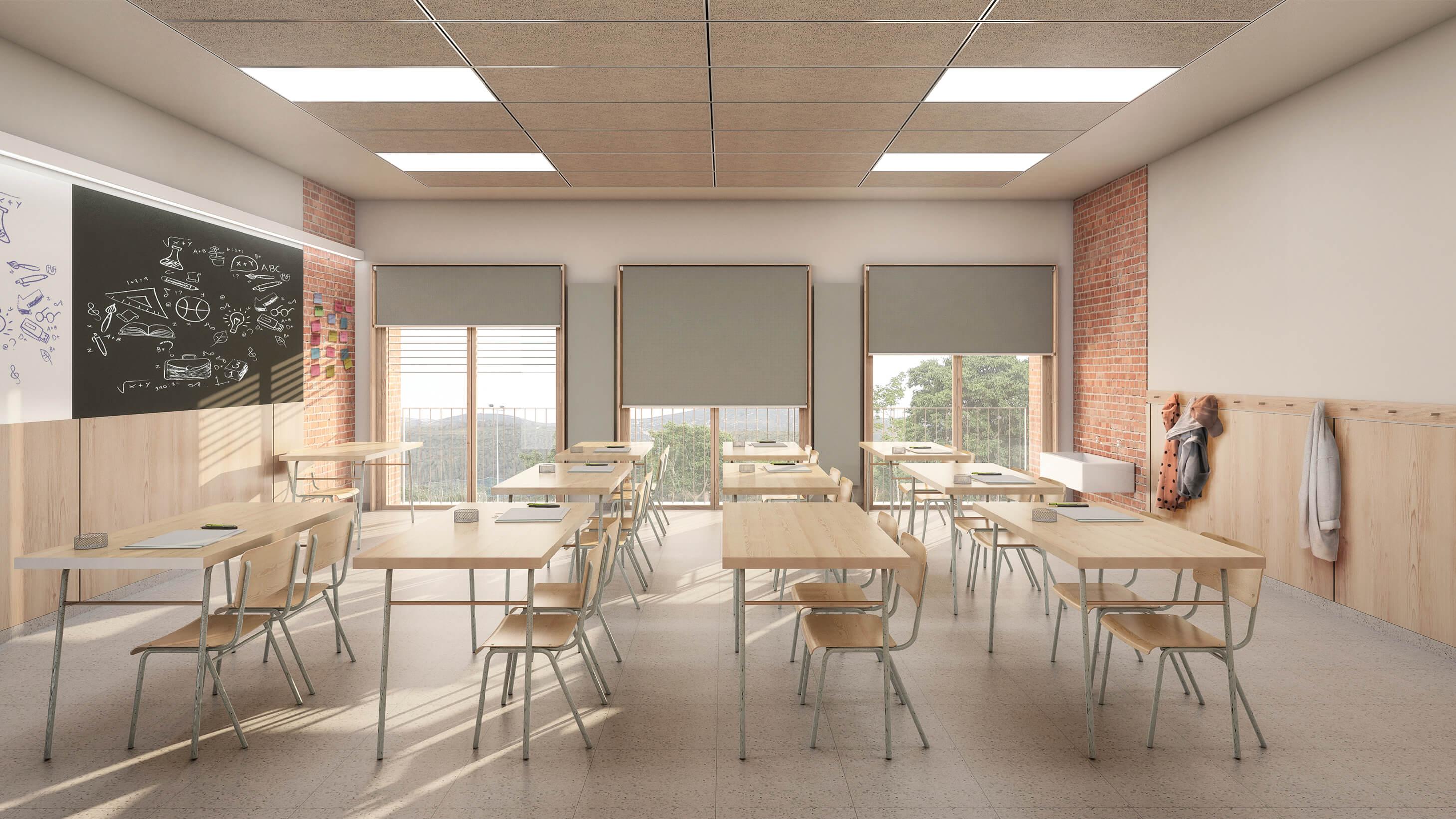 31-Escola Montmell - FPA arquitectes