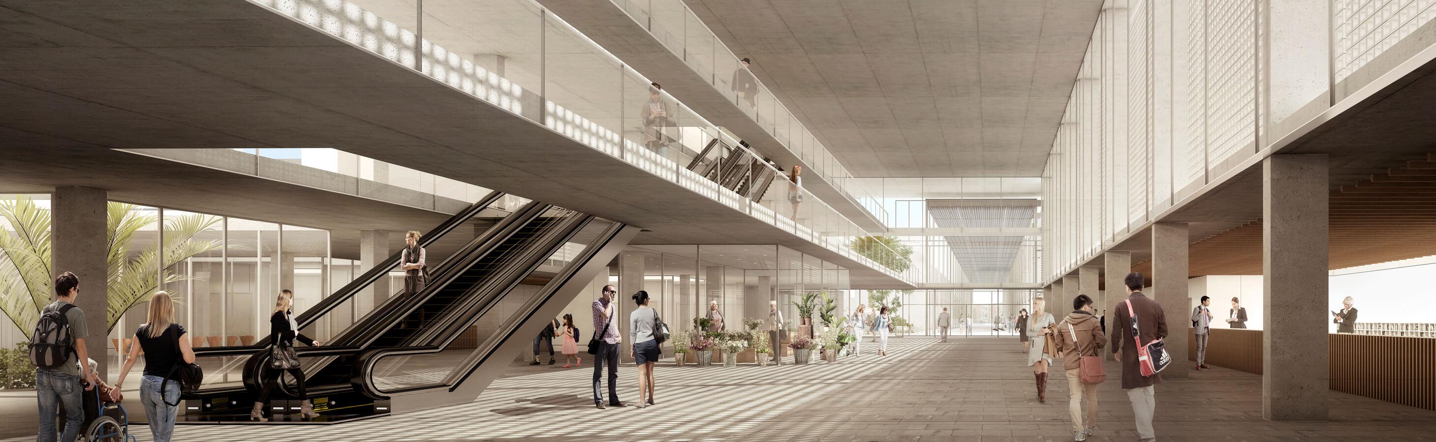 45-Hospital Joan XXIII- Sanabria & Corea & CDB Arquitectura