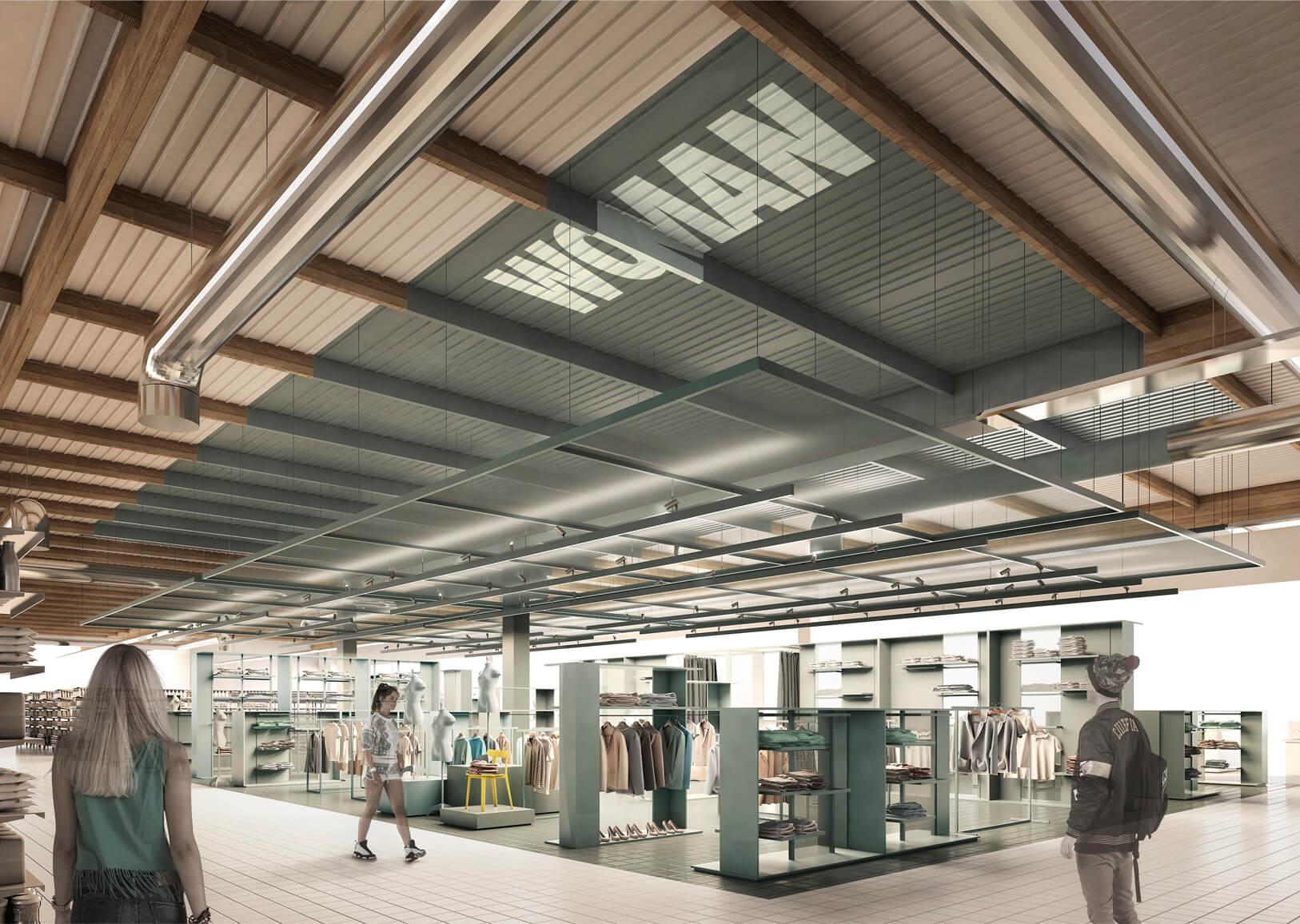 46-Retail - Castel arquitectura