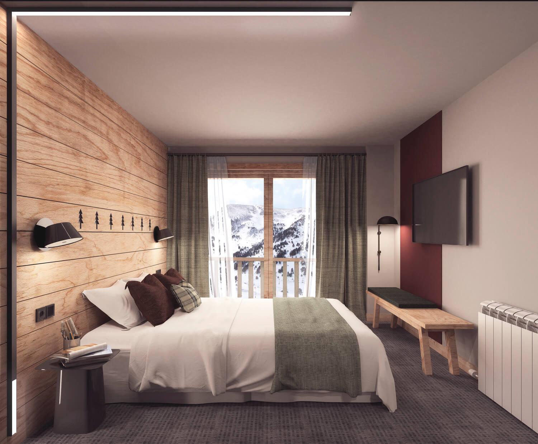 49- Interiorismo Hotel - Quadern Arqsocis