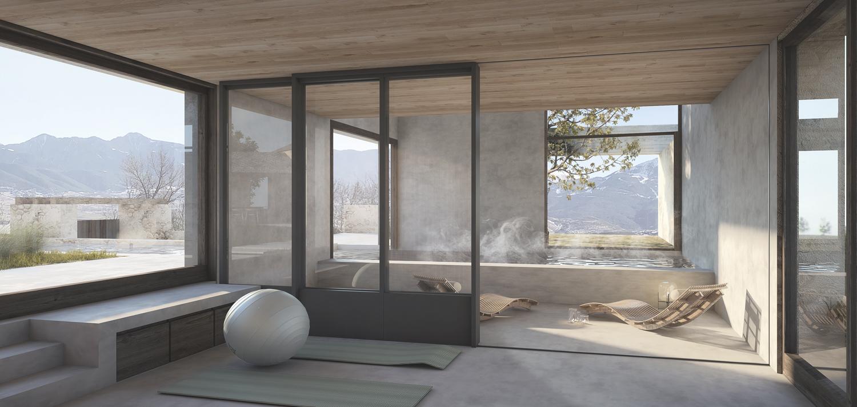 75-Casas en la Cerdanya- Damian Ribas arquitectura