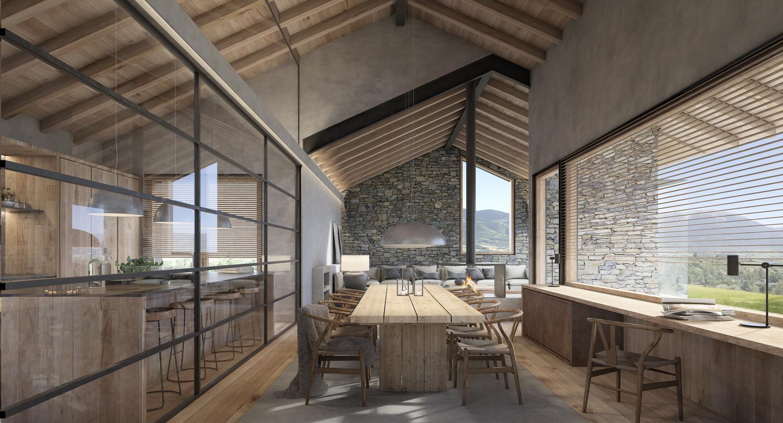 77-Vivienda en la Cerdanya - ALTO interiorismo& CO arquitectura